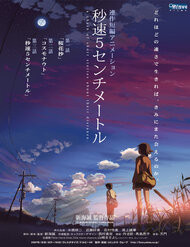 5 Centimeters Per Second (5Cm/S)